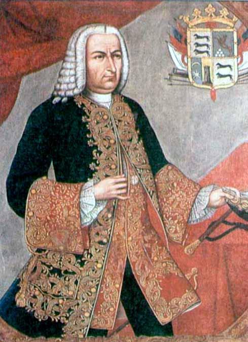 Retrato de Sebastián de Eslava