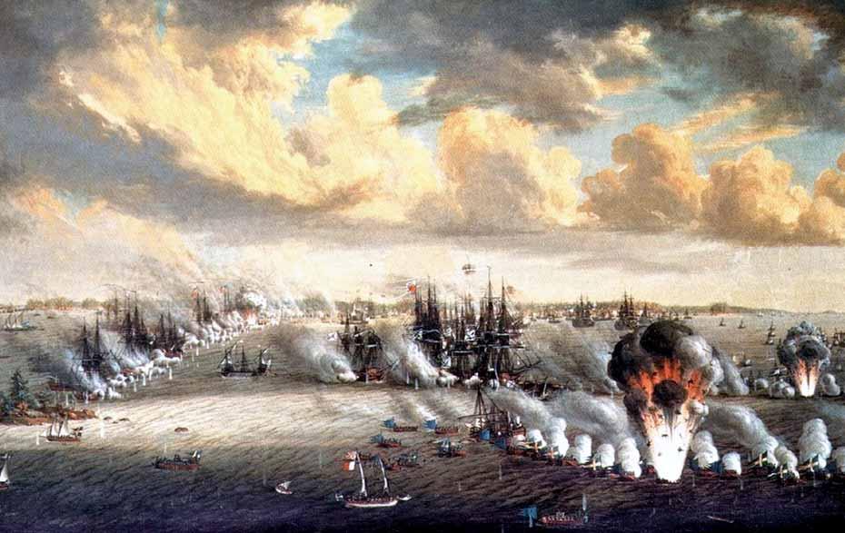 Segunda batalla de Svensksund